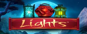 lights - ny spilleautomat fra net entertainment