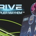 NetEnt slipper ny, fartsfylt spilleautomat: Drive: Multiplier Mayhem
